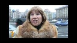 Українці про євроінтеграцію (Київ)