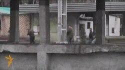 Норозилар милиция билан тўқнашди