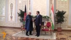 Таджикистан - переговори президентів