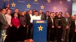 Заев - Груевски победува на местени избори