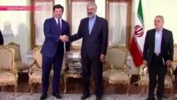Иранский газ согреет Грузию
