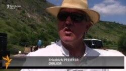 """Friederich Pfeiffer: """"Cea mai mare problemă e acustica"""