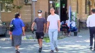Бишкектин тургундары: Вирустан корко баштадык...