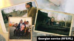 დევნილთა ბანაკი, სადაც გუნელ მოვლუდი და მისი ოჯახი წლების განმავლობაში ცხოვრობდნენ