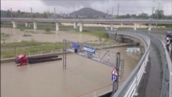 Flooding Prompts State Of Emergency Around Sochi