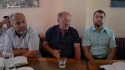 Ильми Умеров о непризнании нарушения целостности Украины