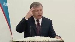 Мирзиёев абактагыларга ырайым берди