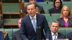 Australian PM Says 'Russian-Backed Rebels' Downed Malaysian Plane In Ukraine