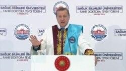 Erdogan: Bir qulağımdan alıb o biri qulağımdan verirəm