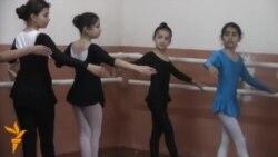 в мечтах о Малике Собировой. Школа балета Душанбе