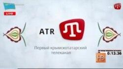 В Симферополе митингуют против закрытия телеканала ATR