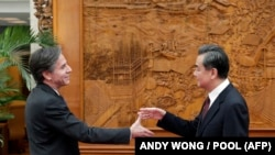 Nu există nicio îndoială că cea mai semnificativă provocare pentru noi este China, a spus Blinken.