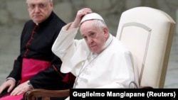 Papa Francisc este un susţinător declarat al vaccinurilor