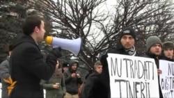 Protest la Chișinău