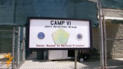 A zecea aniversare a centrului de detenție Guantanamo