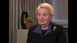 Albright On Afghanistan, Obama's Foreign Policy