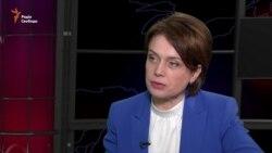 Міністр освіти Гриневич про ЗНО, 12-річку та сепаратистів серед вчителів