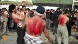Афганские шииты в День Ашура