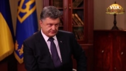Poroshenko Says Russia Ruined Global Security System