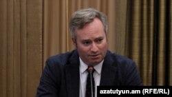 Государственный секретарь при Министерстве Европы иностранных дел Франции Жан-Батист Лемуан (архив)