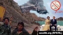Ozodlikning tarmoqlarda bir hafta ichida 1 milliondan ortiq ko'rilgan videosurishtiruvi haqidamahalliy nashrlar va faol blogerlar yozmadi - kollaj