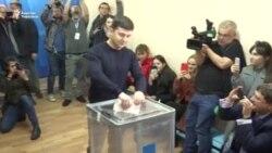 Украина: талапкерлер добуш беришти