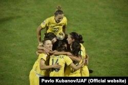 Жіноча збірна України з футболу, попри поганий старт, в кваліфікації виборола 5 перемог