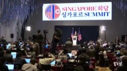 Înaintea summit-ului Donald Trump-Kim Jong Un