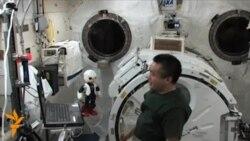 Тұңғыш ғарышкер-робот