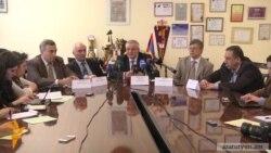 Ռուս և ղազախ դիվանագետները «մենկաբանություն չունեն» ՀՀ-ի և ԼՂ-ի սահմանին մաքսակետ լինել-չլինելու շուրջ