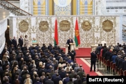 Инаугурация Александра Лукашенко. 23 сентября 2020 года