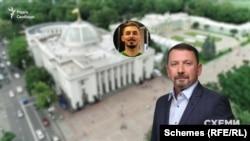 Микита Шефір – помічник народного депутата з Кривого Рогу Юрія Кісєля