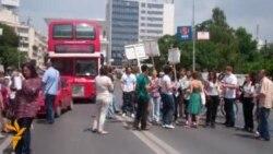 Протести против закон за абортус