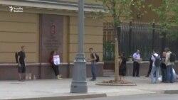 Golunov-un tərəfdarları Moskvada yürüş keçirəcək