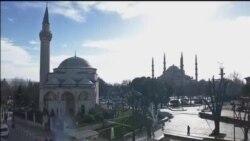 Eksplozija u Istanbulu kod Plave džamije