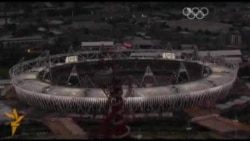 2012-ci il London Olimpiadası başladı