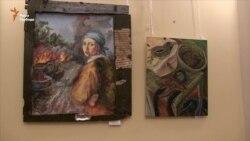 Маріупольські художниці презентують виставку «Маріуполь на межі» на Заході України
