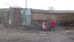Жезказган. Родина уехавших на джихад