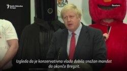 Johnson: Snažan mandat da okončamo Brexit