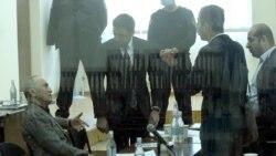 Քոչարյանի և մյուսների փաստաբանները դժգոհեցին, որ գործը չի կարճվում. նիստը հետաձգվեց