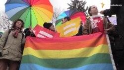 Ми готові боротись за свої права і робитимемо це відкрито – ЛГБТ-активіст про акцію під Верховною Радою
