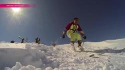 В Афганистане открыт первый горнолыжный курорт