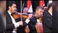 Kiyevdə zorakılıq, Ərbildə simfonik konsert...