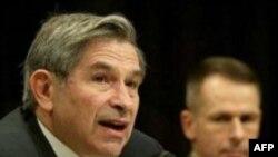 پل ولفوويتس، در سال ۲۰۰۵ ميلادی به عنوان نامزد رياست بانک جهانی از سوی جرج بوش، رييس جمهوری آمريکا معرفی شد.