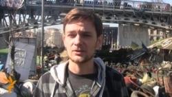 Pisac i aktivista sa Majdana