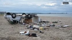 Vanredno stanje na Halkidikiju zbog nevremena