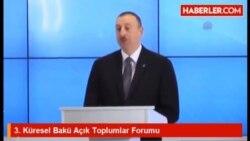 Bakıda III Qlobal Açıq Cəmiyyətlər Forumu başlayıb