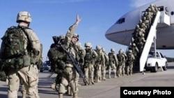 له افغانستانه د امریکايي ځواکونو د وتلو بهیر