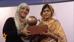Інтерв'ю Малали Юсафзай, яку називають фаворитом на Нобеля