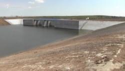 Северо-Крымский канал перекроют новой дамбой (видео)